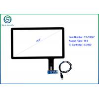 Wholesale 15.6 Inch USB Interface Capacitive Touch Panel , Kiosks Capacitive Touchscreen Display from china suppliers