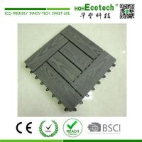 Wholesale Fashion style external wpc deck tile from china suppliers