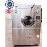Wholesale Conventional Coating Pan Sugar Tablet Coating Machine Touch Screen Operation from china suppliers
