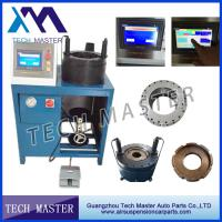 Wholesale Durable Hydraulic Hose Crimping Machine For Air Ride Suspension System from china suppliers