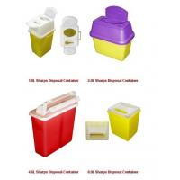 Wholesale T Series Disposable Surgical Sharps Container medical needle box from china suppliers