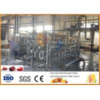 20T/H Beverage Processing Plant Energy Saving Raspberry Concentrate Juice for sale