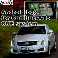 Buy cheap Mirror link cast screen Android navigation box video interface for Cadillac ATS video from Wholesalers