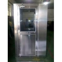Low-Profile Straight-Pass Through Air Shower Manufacturer  for Cleaning Room Equipment for sale
