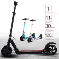 Wholesale 8'' Foldable Electric Scooter Portable Foldable Electric Kick Scooter For Adult from china suppliers