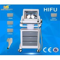 Wholesale White HIFU Face Lift High Frequency Beauty Machine 0.1J-1.0J 2500W from china suppliers