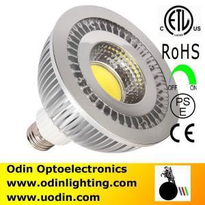 China par-38 halogen cob led spotlight ceiling lights lamps dimmable replace 120w par-38 lamp on sale