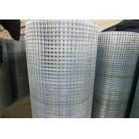 Wholesale Galvanised Stainless Steel Welded Wire Mesh Panels For Construction Usage from china suppliers
