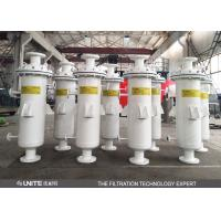 Quality High Precision Cartridge Filter Housing for Gas Filtration for sale
