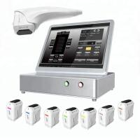 Wholesale Hottest Skin Rejuvenation Wrinkle Removal 2D Hifu Beauty Machine from china suppliers