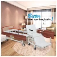 Wholesale Environmental Wheelchair Transfer Bed Adjustable For Hospital / Home from china suppliers