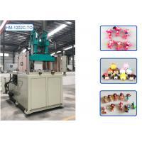 24 Cavities Multi Color Injection Molding Machine For Plastic Toys Figurine for sale