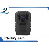 Wholesale Wireless Police Wearing Body Cameras 3200mAh Battery Capacity With GPS Laser from china suppliers