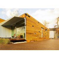 Shipping Container Steel Frame Modular Houses Steel