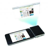 Pocket projector for iphone iphone projector of misskay for Best pocket projector for iphone