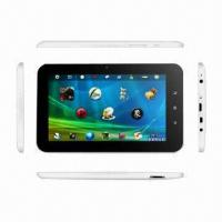 Wholesale 7-inch Capacitive Screen Tablet PC with Android 4.0 OS, Rockchip 2906, 1.2GHz ARM Cortex A8 CPU from china suppliers