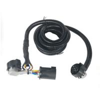Wholesale Quick Connect Trailer Electrical Wiring Harness 7 Way Trailer Brake Wiring Harness Set from china suppliers
