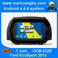 Wholesale Ouchuangbo autoradio DVD GPS S160 Ford EcoSport 2013 capacitive screen 4 core android 4.4 from china suppliers