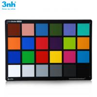 China Rendition Camera Test Chart Sineimage X Rite  Color Checker With 24 Color Codes on sale