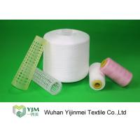 Wholesale 100% TFO Polyester Sewing Thread Dyeing Low Shrink And No Broken End from china suppliers