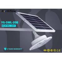 China Outside Smart Solar LED Garden Lights For Walkway Aluminum Alloy + PVC Body Material on sale