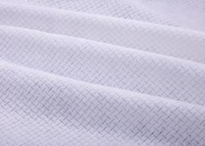 China Filtration Material Plain Spunlace Non Woven Fabric For Wet Wipes on sale