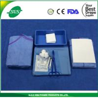 Buy cheap 2017 Ophthalmic Surgery use Disposable Eye Drape Pack, Eye Pack from Wholesalers