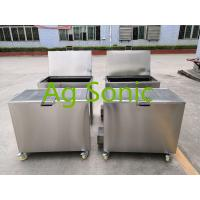China Commercial Kitchen Stainless Steel Soak Tank Small / Medium / Large Sizes on sale