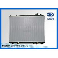 Wholesale Heating Nissan Frontier Radiator DPI 2215 MT Low Weight Tube Fin Fit Manual Car from china suppliers