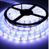 Super Bright 5M 5630 SMD Tira llevada flexible light DC12V Waterproof 60LED/m outdoor lighting for christmas White/Warm for sale