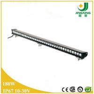China 180watt single row CREE 30 inch led light bar for SUV, ATV, Truck on sale