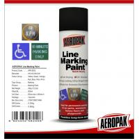 Wholesale Weather Proof Road Marking Spray PaintFor Concrete / Asphalt / Glass from china suppliers