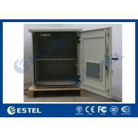 China Waterproof Anti-theft Outdoor Wall Mounted Cabinet For Installing Battery / Equipment for sale