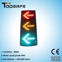 Wholesale High Luminance LED Arrow Signal Light (TP-FX400-3-403-9) from china suppliers