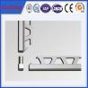 OEM ceramic tile corner trim supplier, brushed aluminium trim profiles factory for sale