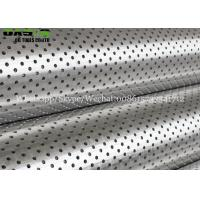 Buy cheap k55 j55 q235 steel perforated holes pipe metal based screen pipe oil well casing from wholesalers