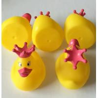 Wholesale Dot Crown Princess Christmas Rubber Duck Toy For 3 Year Olds Bath Time from china suppliers