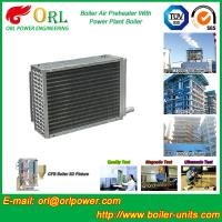 Quality Heat Preservation CFB Boiler Natural Gas Air Preheater APH 260MW Station Preheater for sale