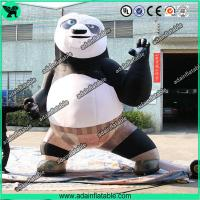 Wholesale Inflatable Kung Fu Panda Advertising Inflatable Cartoon from china suppliers