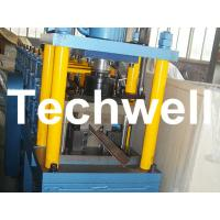 Wholesale L Shape Roll Forming Machine / Purlin Roll Forming Machine for Steel L Angle from china suppliers