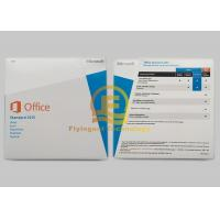 Wholesale Original Office 2013 Retail Box Media DVD , Office Home And Business 2013 Multi Functions from china suppliers