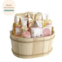 Beautiful Body Care Bath Gift Set / Luxury Shower Gel Gift Set 150ml 200ml for sale