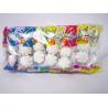 Buy cheap 9g lovely steamed bun shape mashmallow/ yummy fruit flavor /good for children from wholesalers