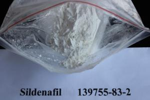 Natural Male Enhancement Supplements Sildenafil Citrate Raw Powder Strong Effect CAS 171599-83-0
