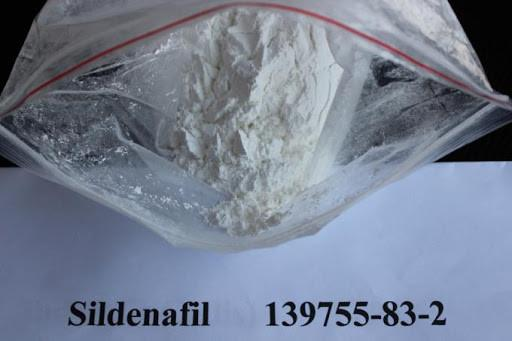 Quality Natural Male Enhancement Supplements Sildenafil Citrate Raw Powder Strong Effect CAS 171599-83-0 for sale