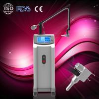 Wholesale Laser skin rejuvenation / wrinkle removal RF pipe fractional CO2 laser machine from china suppliers