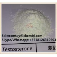 China 99.0%High Purity Steroids Testosterone Base CAS 58-22-0 Factory Direct on sale