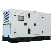 Wholesale Beautiful Shape Electric Diesel Generator 40kw , Small Volume Ultra Quiet Generator from china suppliers