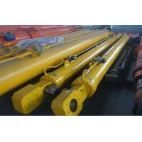 Buy cheap Single / Double Acting Hydraulic Cylinder Flat Gate Hydraulic Hoist For Dump Truck from wholesalers