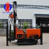 Wholesale 21.China sale FY200 crawler pneumatic water well drilling rig 200M depth  electric down-the-hole drilling rig from china suppliers